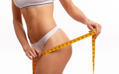 ¿Es posible perder grasa localizada con dieta?