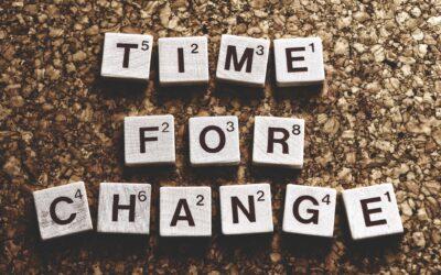 Pequeños cambios para alcanzar tus objetivos